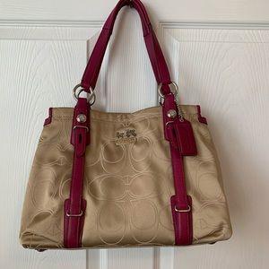 Coach Madison Mia handbag